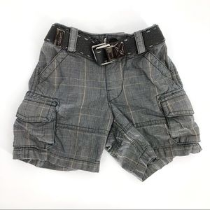 Baby Gap Belted Shorts